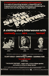 <The Silent Partner, movie poster, Northernstars Collection>